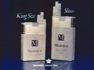 Minister Special Lights TVC 1981