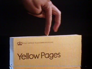 Yellow Pages AS TVC 1980