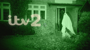 ITV2 ID - Ghost (Leaf Blowing) - Halloween 2014