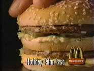 McDonalds Holiday Film Fest 1994 TVC 2