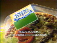 Pizza Sodebo RLN TVC 1991