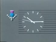 STV clock 1985
