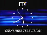 Yernshire clock 1989