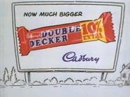 Cadbury's Double Decker AS TVC 1982