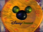 Disney Channel ID - Grapes (1999)