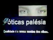 Opticas Palesia TVC 1980