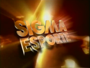 Sigma Esporte open red 2001