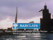 Barclays AS TVC 1984