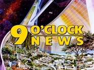 GRT Nine O'Clock News 2000 logo - 1973