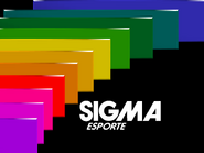 Sigma Esporte sign off slide 1983 - Rio de Sineiro