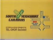 South Yernshire Caravans AS TVC 1985