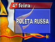 Canal 1 promo - Roleta Russa (1995)