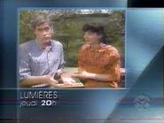 RQ promo Lumieres 1989