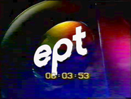 EPT PS clock 2001