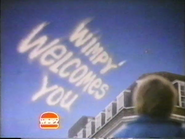 Wimpy AS TVC 1985 2