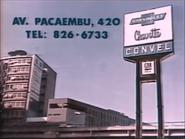 Convel Chevrolet Chevette PS TVC 1980