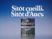 D'Aucy RLN TVC 1985