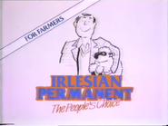 Irlesian Permanent TVC 1983 1