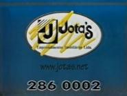 Rede Sigma sponsorship - Jota's - 2004