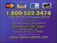 Romance Del Ayer URA TVC 2000