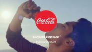 Savoure l'instant avec Coca-Cola