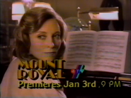 4TV promo Mount Royal 1987 1