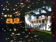 Antenna 2 pre promo ID - Franciane - Xmas 1984