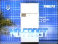 Refrigerador philips 1989