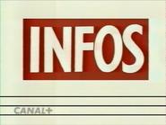 Canal Plus intro - Infos - Bardelona 92 - 1992