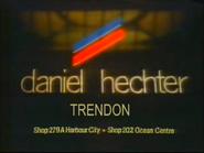 Daniel Hechter GH TVC 1986