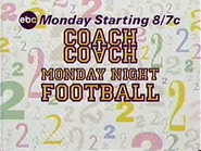 EBC promo - Coach - Monday Night Football - 1994