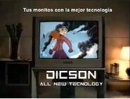Comercial dicson 2003