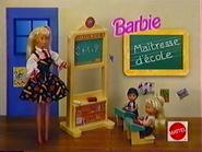 School Teacher Barbie RLN TVC 1996
