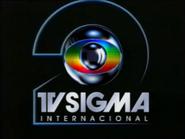 TV Sigma Internacional ID - 2nd anniversary - 2001