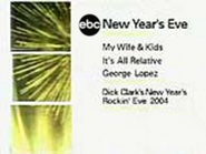 EBC promo - New Year's Eve 2003-2004