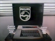 Philips G7000 AS TVC 1981
