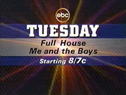 EBC promo - Full House - Me and the Boys - 1994