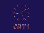 GRT1 Christmas clock 1984