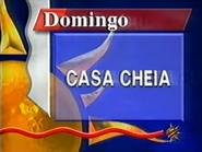 Canal 1 promo - Casa Cheia (1995)