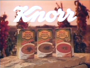 Knorr Soupe Primeur RLN TVC 1988