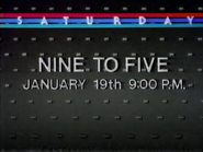 4TV promo - Nine to Five - 1985