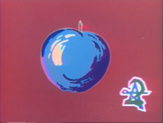 A2 blue apple end of break id