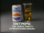 Diet Pepsi TVC 5-15-1988