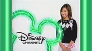 Disney Channel ID - Brenda Song (widescreen, 2010)