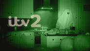 ITV2 ID - Ghost (Kitchen) - Halloween 2014