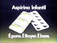 Aspirina Infantil PS TVC 1984