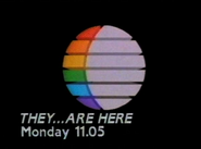 Centric promo - They ... Are Here - 1986