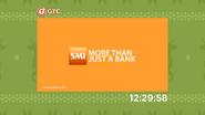 GTC 2018 Holiday network clock (SMI Bank)