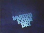 Martini Extra Dry AS TVC 1980