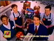 Tiendas planeta comercial 1999